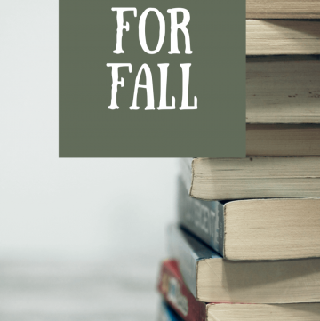 Books for Fall | cassierauk.com