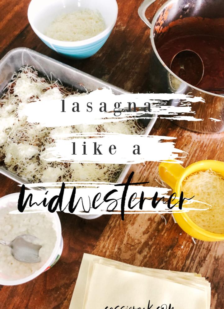 Midwestern Lasagna | cassierauk.com