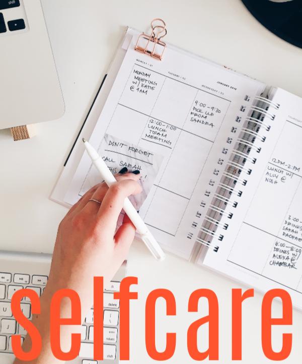 self-care at work | cassierauk.com
