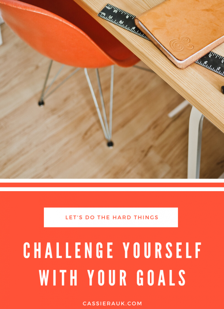 Let's Do Hard Things | CassieRauk.com